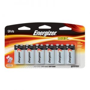 Nine Volt Battery Pack Image