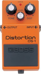 Boss DS1 Pedal Image