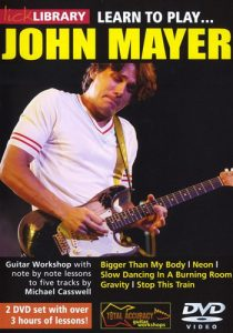 Guitar Tuition DVD Image