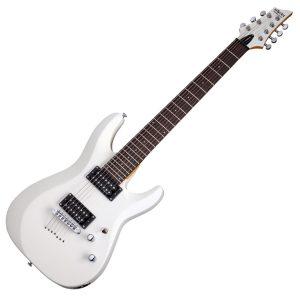 Schecter C-7 Deluxe Guitar Image