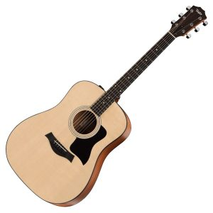 Taylor 110e Dreadnought Electro Acoustic Guitar Image