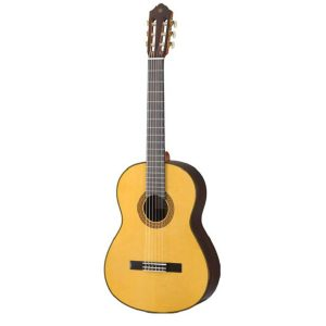 Yamaha CG192 Spruce Classical Acoustic Guitar Image