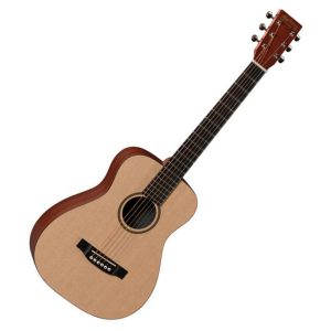 Martin LX1 Little Martin Acoustic Guitar Image