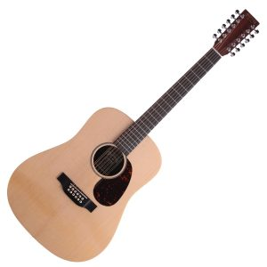 Martin D12X1AE 12-String Electro Acoustic Guitar - Guitaarr Image