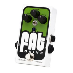 Pigtronix Fat Drive Tube Sound Overdrive Pedal Guitaarr Image