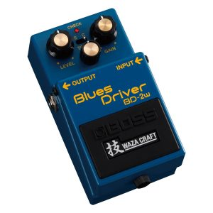Boss BD-2W Blues Driver Pedal Image