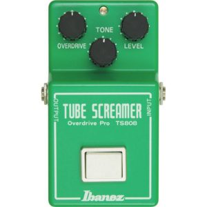 Ibanez TS808 Tube Screamer Pedal Image