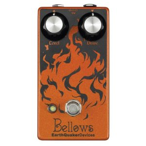 EarthQuaker Devices Bellows Fuzzdriver Guitar Image