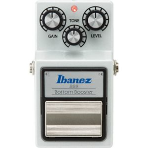 Ibanez BB9 Bottom Booster Guitar Pedal