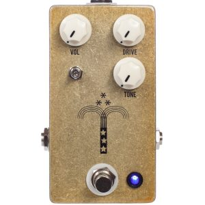 JHS Pedals Morning Glory V4 Transparent Overdrive