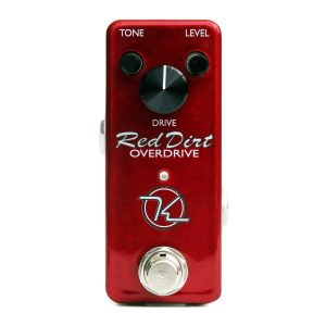 Keeley Red Dirt Mini Overdrive Image