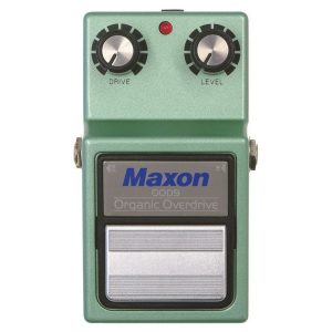 Maxon OOD-9 Organic Overdrive Pedal Image