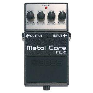 Boss ML-2 Metal Core Effects Pedal Image
