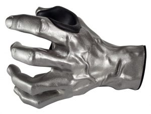 Silver left hand Guitar Grip Image