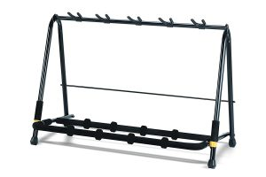Hercules Gs525B Guitar Rack - 5-Piece Image