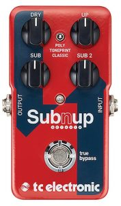 TC Electronic Sub 'n' Up Pedal Image