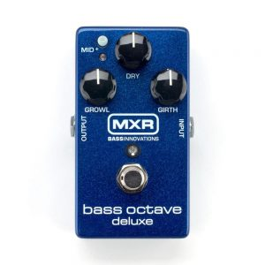 MXR M288 Bass Deluxe Guitar Pedal Image