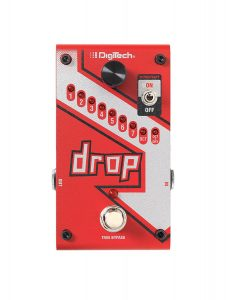 Digitech Drop Pitch Shifter Pedal Image
