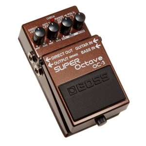 Boss OC-3 Super Octave Pedal Image