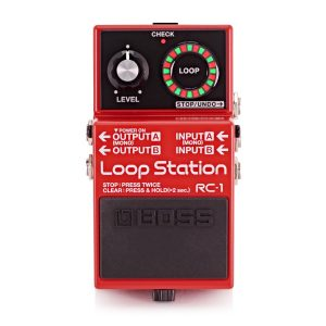 Boss RC1 Loop Pedal Image