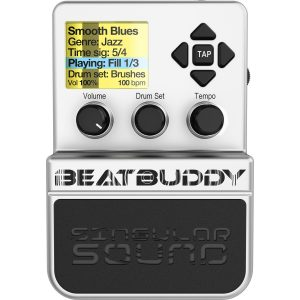 Singular Sound BeatBuddy Guitar Pedal Image