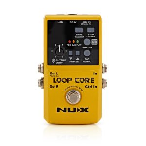 NUX Loop Core Guitar Effects Pedal