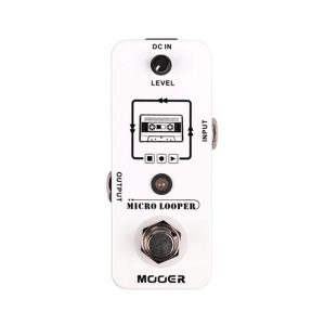 Mooer MM1 Looper Pedal Image