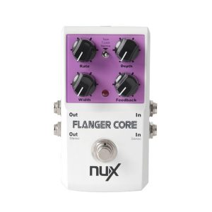 NUX Flanger CoreGuitar Pedal Image