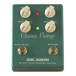 Carl Martin Classic Flanger Pedal Image