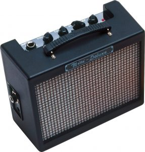 Fender Mini Deluxe Amplifier Image