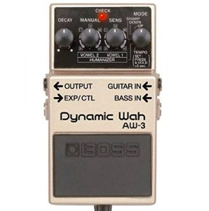 Boss AW-3 Dynamic Wah Image