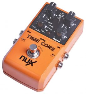 Twinbuys NUX Time True Bypass Pedal Image