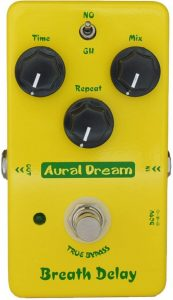 Aural Dream Breath Delay Pedal Image