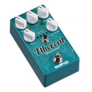 Wampler Ethereal Delay and Reverb Pedal Image