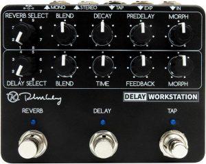 Keeley Delay Workstation Analog Multi-Effect Pedal Image