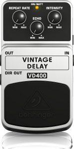 Behringer Vintage Delay VD400 Image