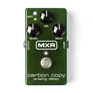 MXR M169 Carbon Copy Analog Delay Pedal Image