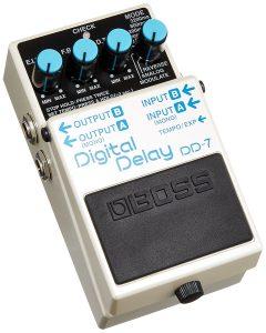 Boss DD-7 Digital Delay Pedal Image