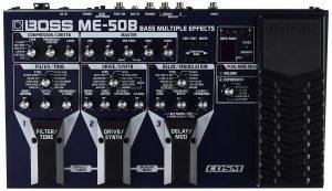 BOSS ME-50B Bass Pedal Image