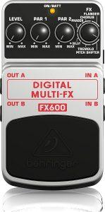 Behringer Digital Multi-FX FX600 Image