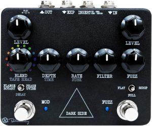 Keeley Dark Side Workstation Analog Pedal Image
