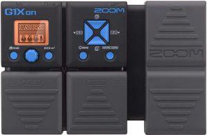 Zoom G1Xon Pedal Image
