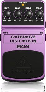 Behringer OD300 Overdrive/Distortion Pedal Image