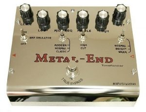 Biyang Metal-End Pedal Image