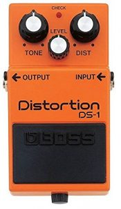 Boss DS-1 Pedal Image