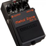 Boss MT-2 Metal Zone Pedal Image