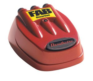 Danelectro D-1 FAB Distortion Pedal Image