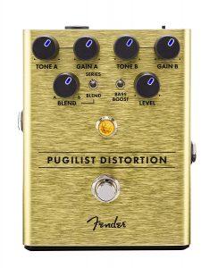 Fender Pugilist Pedal Image