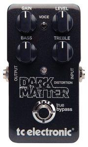 TC Electronic Dark Matter Image