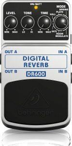 Behringer DR600 Pedal Image